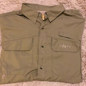 Men Shirt by Habit - XL/XG
